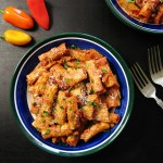 Instant Pot Vegetarian Pasta L2 - Paint the Kitchen Red