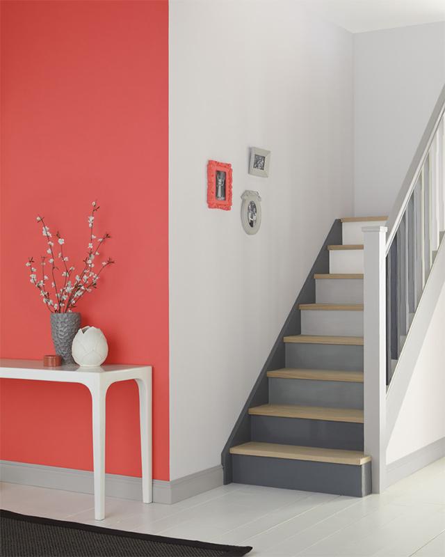 couleurs pour hall d entree et couloir