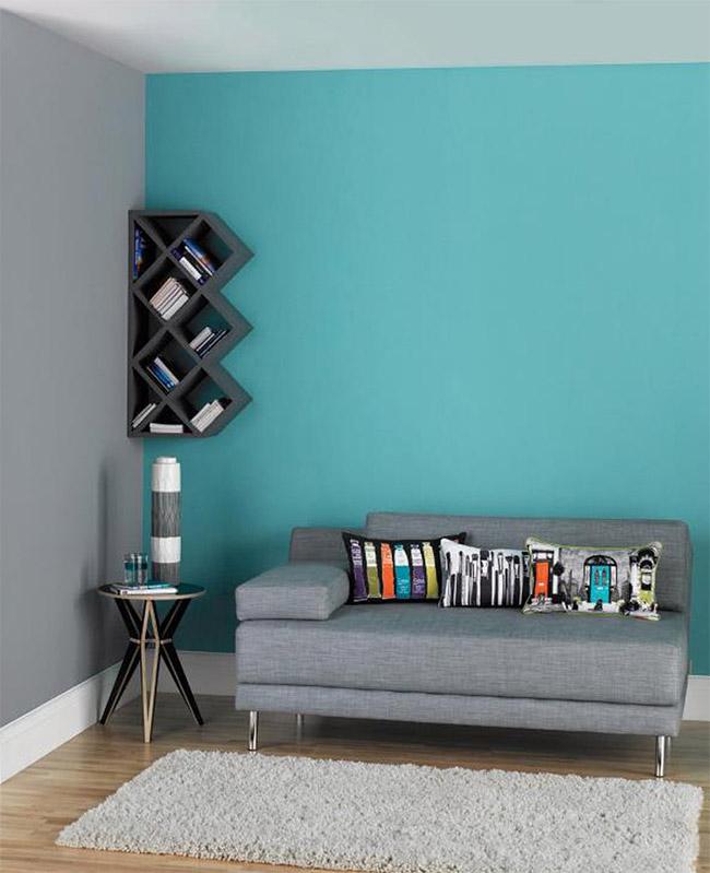 palettes de couleurs pour le living