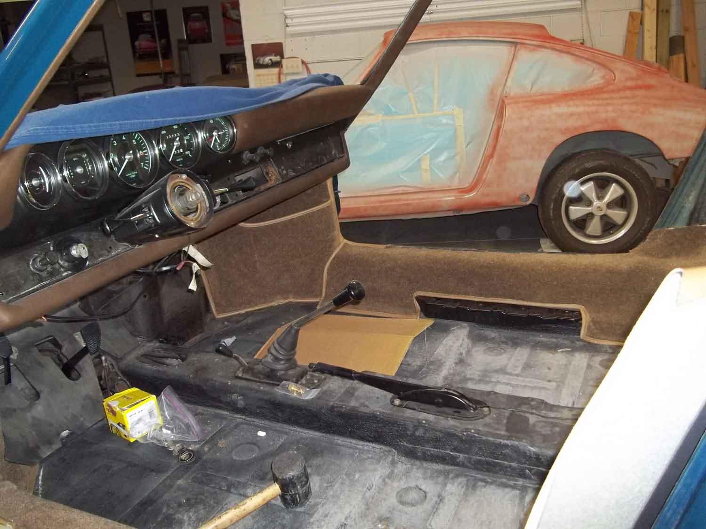 1967 Porsche 911 | Paintwerks Custom & Restoration Refinishing