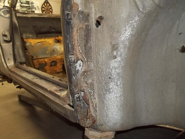 1974 911 Targa | Paintwerks Custom & Restoration Refinishing