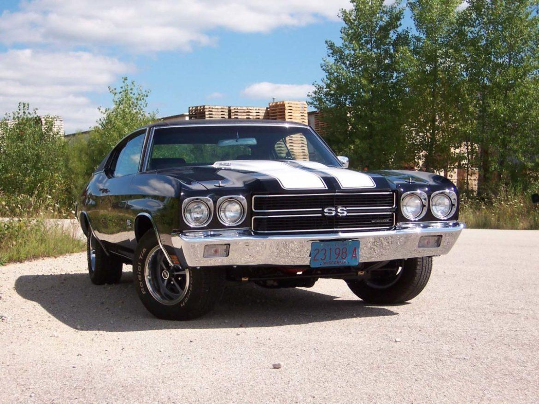 1970 Chevy Chevelle SS | Paintwerks Custom & Restoration Refinishing