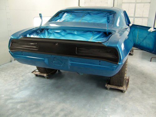 1969 396 SS Camaro | Paintwerks Customer & Restoration Refinishing