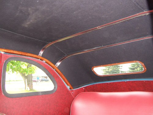 1949 Crosley Convertible | Paintwerks Custom & Restoration Refinishing