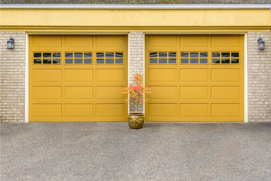 Our 9 Favorite Garage Door Paint Ideas - Paintzen on Garage Door Paint Ideas  id=43464