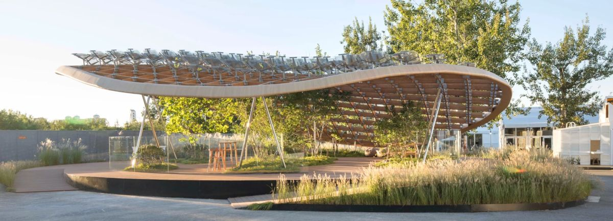 'Living Garden' as a Vision of the Home of the Future ... on Vision Outdoor Living id=98605