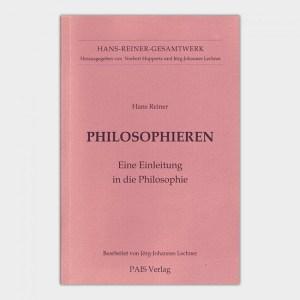 philosophieren