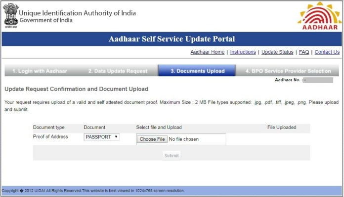 How Change Address in Aadhar Card Online at Home?, How Change Address in Aadhar Card Online at Home?, ChambaProject.in