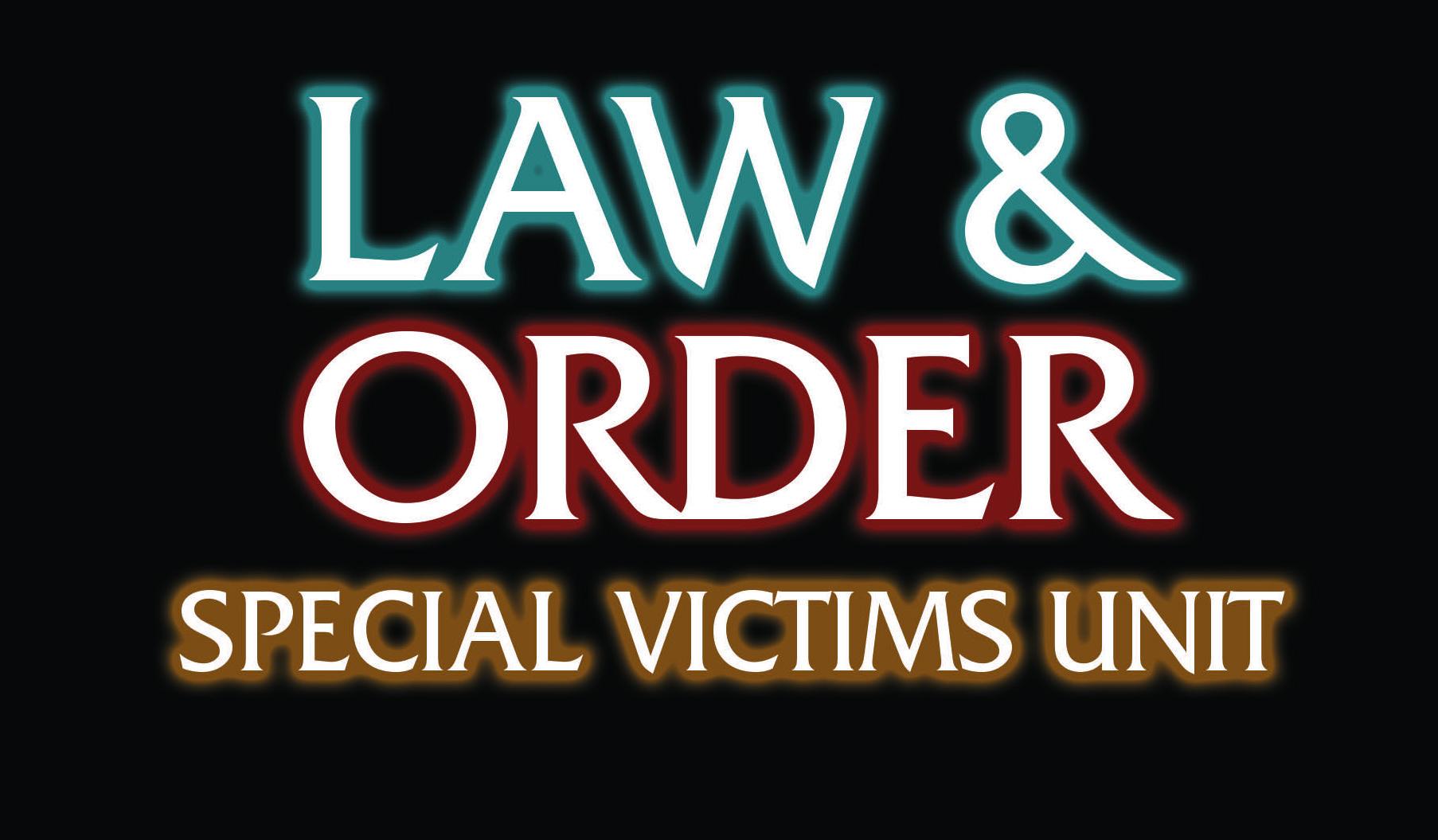 A Law Amp Order Love Letter