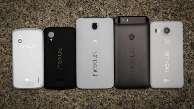 Nexus 6P offers
