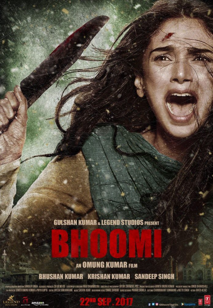 Bookmyshow Offers on Bhoomi Movie tickets