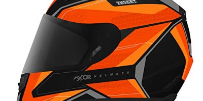 axor Full Face Designer Helmet-INSERT-KTM ORANGE-( Large - 58 Cms )