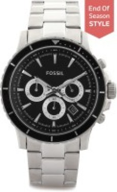 Fossil CH2926 Brigg's Collection Analog Watch - For Men
