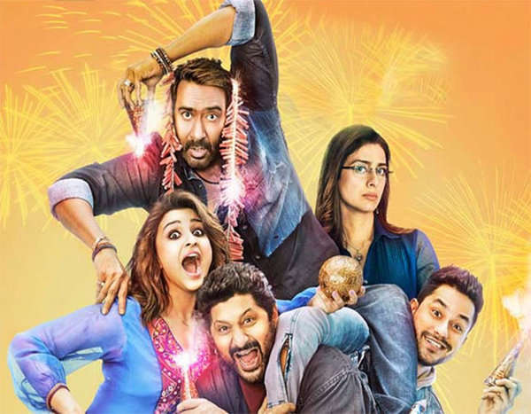 Bookmyshow Movie Ticket Offers: Book Golmaal Again Movie Ticket