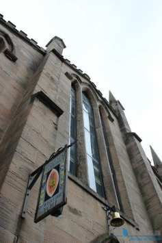 Episcopal Church Paisley by Anne Mcnair