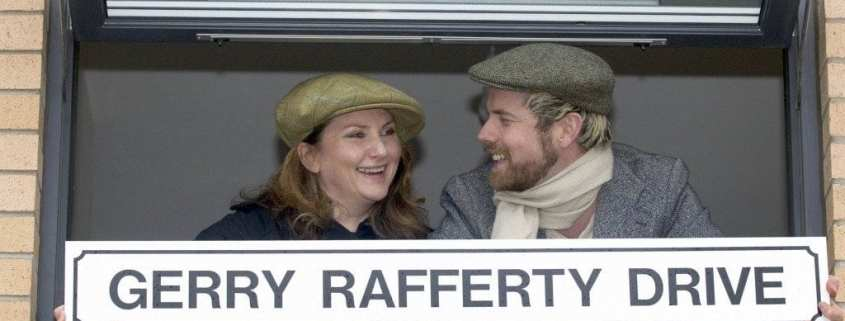 Martha and Mark Rafferty