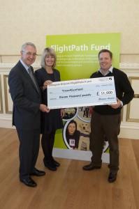 Flight Path Fund speeches at Renfrew Town Hall