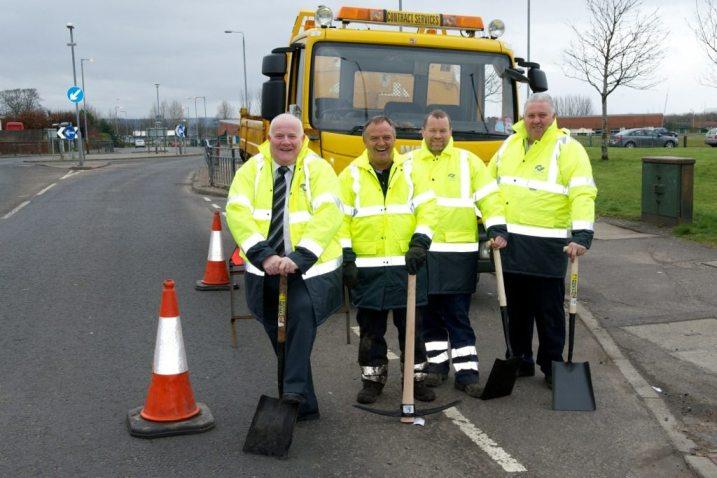 council roads