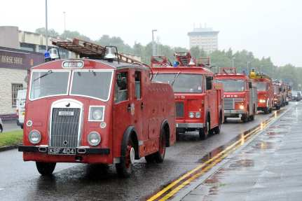 Fire Engine Rally 2