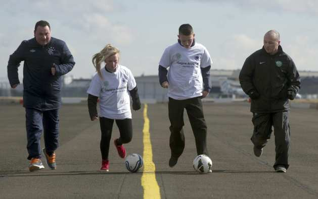 Glasgow Airport Football