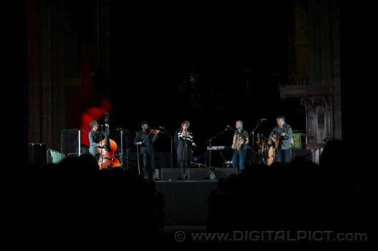 Capercaillie in Concert