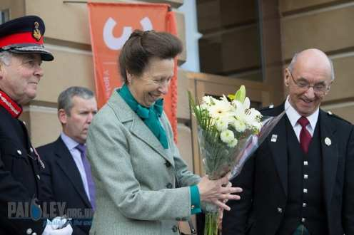 HRH Princess Royal