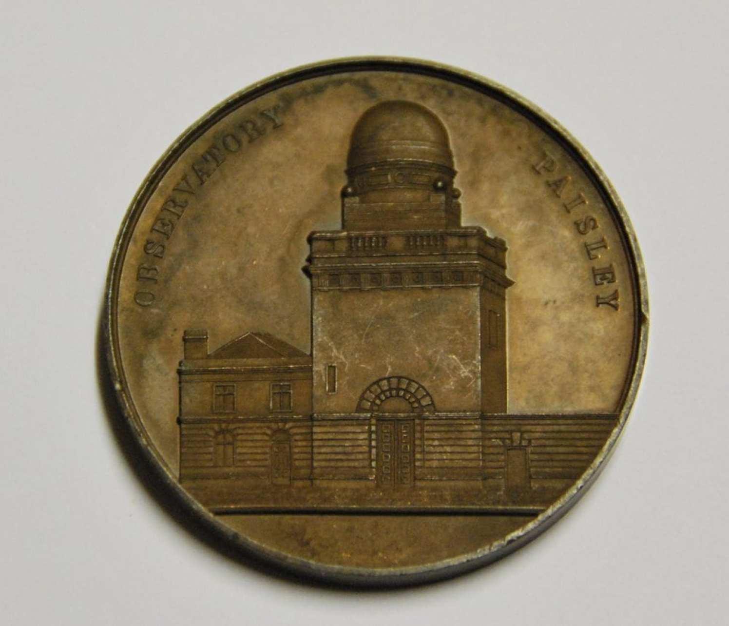 Observatory Medal