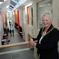 Residents give thumbs-up to new £14.5m town hall