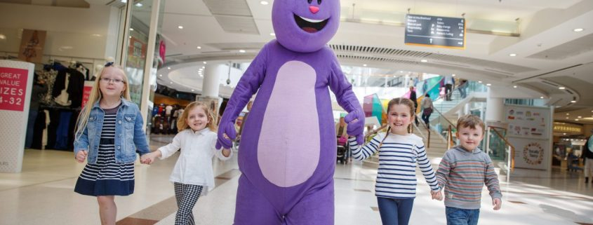 CBeebies at Braehead Glasgow Mim Mim the Bunny Buddy
