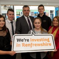 The Future's Bright for Renfrewshire's Apprentices