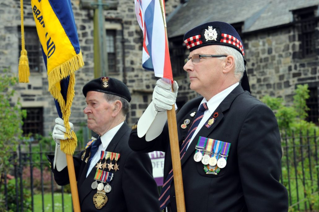 Armed Forces Day Service 13