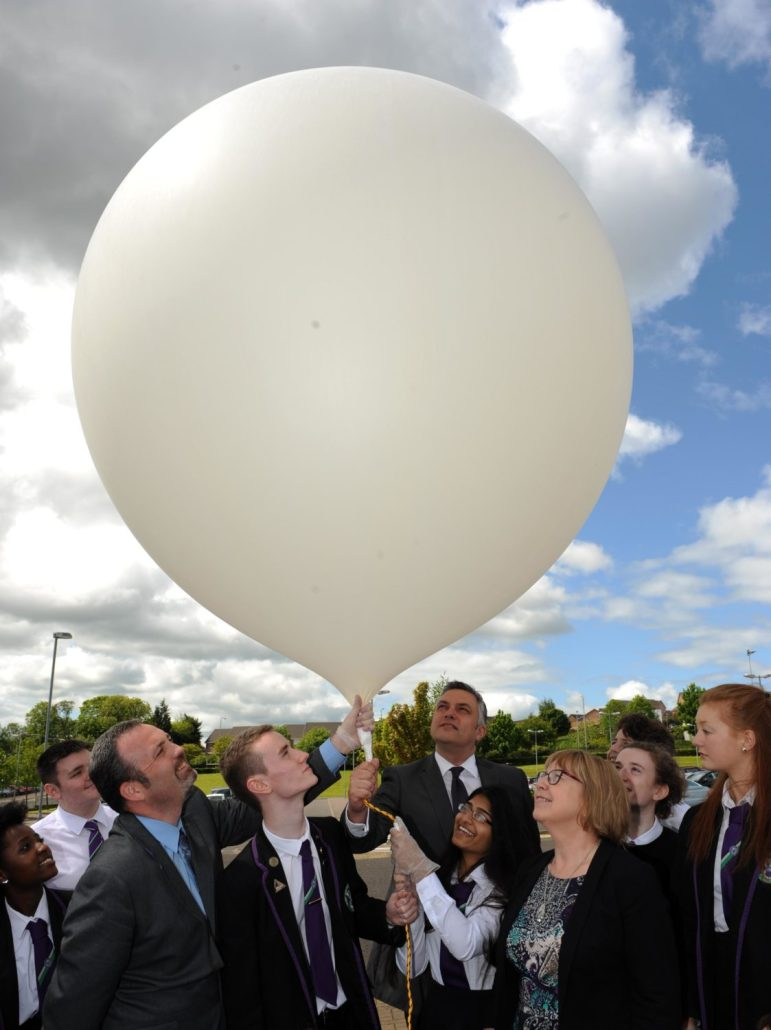 Weather Balloon 08