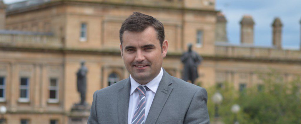 Gavin Newlands MP
