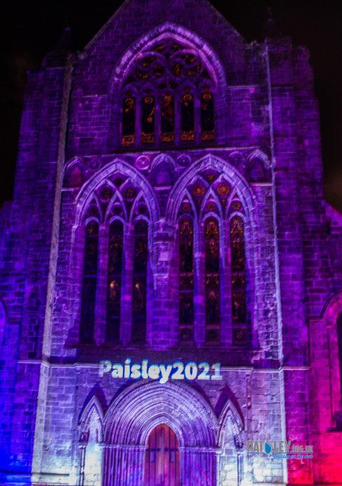 paisley abbey paisley2021