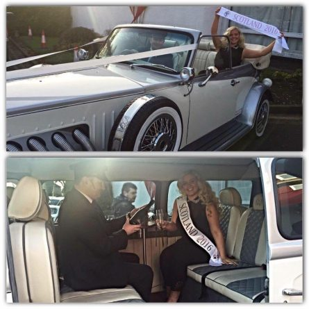 engaging with local business West of Scotland Wedding Cars