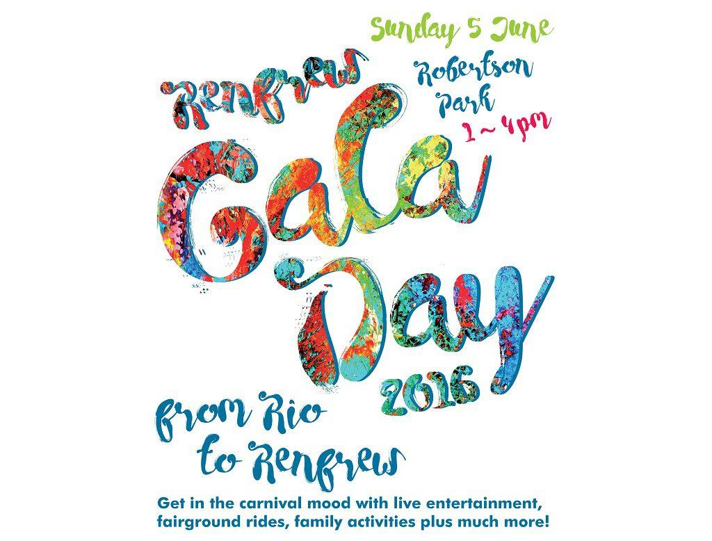renfrew gala day