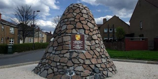 marjory bruce cairn
