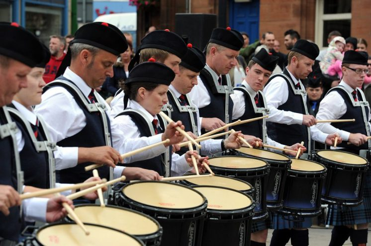 Pipe Band 67
