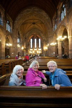 Coates Memorial. Betty Bannerman. Myra Porter. Anna Mclarty_7469