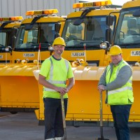 STV weatherman Sean Batty joins Renfrewshire's #NameOurGritters judging panel