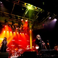 Martha & The Vandellas at the Paisley Town Hall Photographs