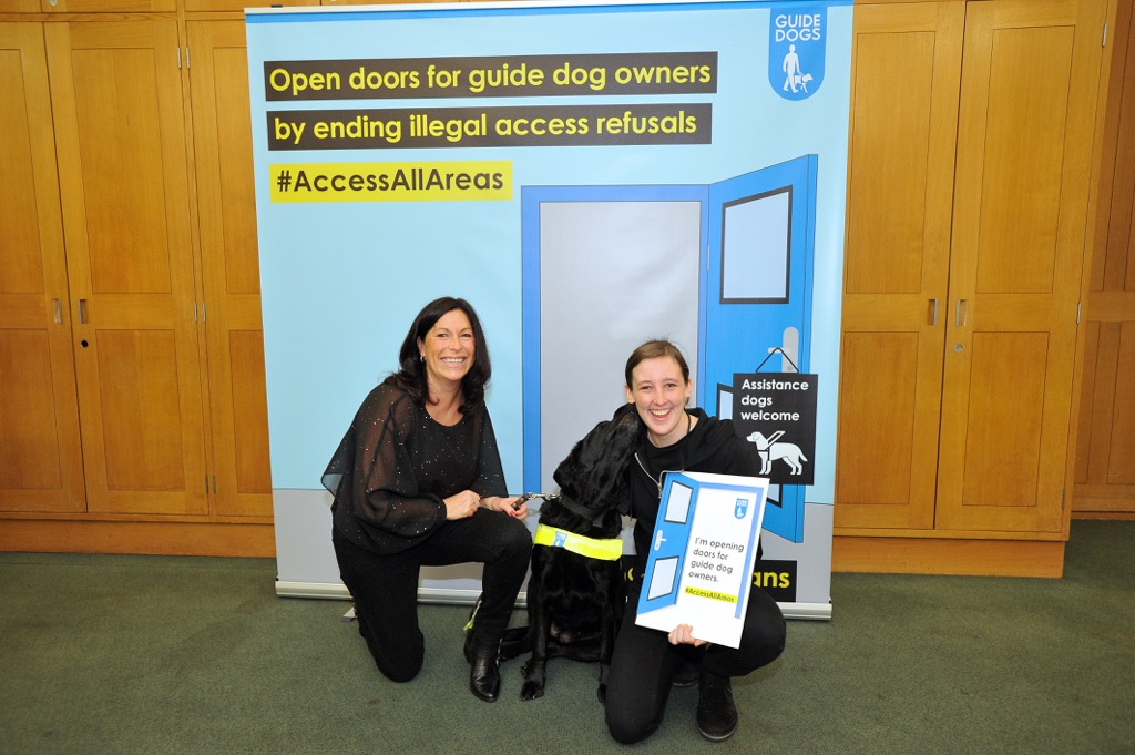 Mhairi Black Guide Dogs