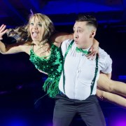 strictly come prancing