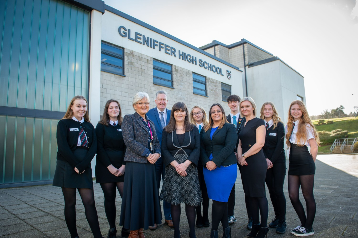 Gleniffer High