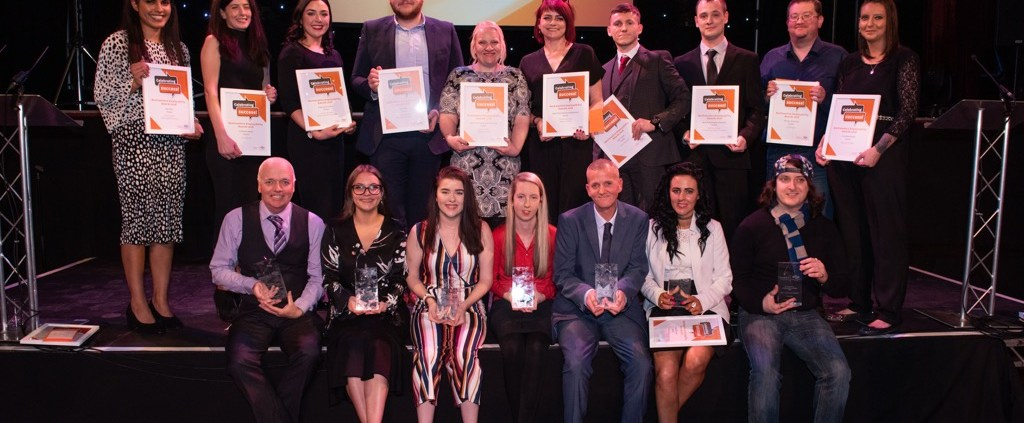 Employability award winners