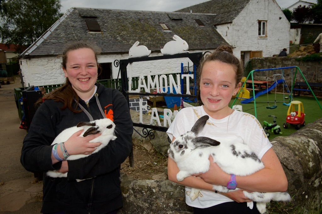 Doors Open Days Lamont Farm
