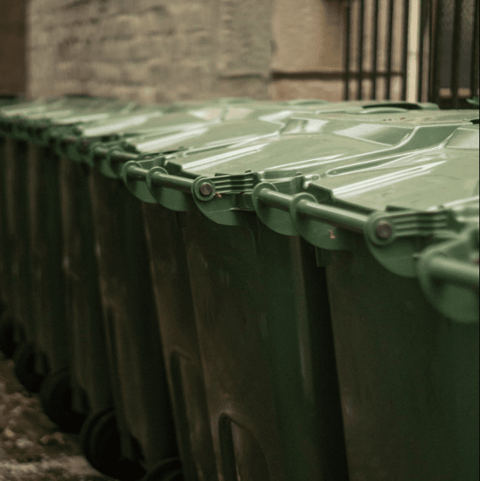 Oakshaw green bins