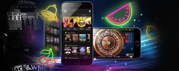casino smarthphone