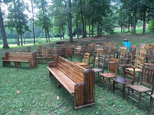 Pretty Pews Vintage Seating Now Has A New Look