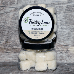 Irresistible Scrubby Soap Cubes